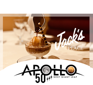 Celebrate The 50th Anniversary of The Apollo II Moon Landing at Jack's Place